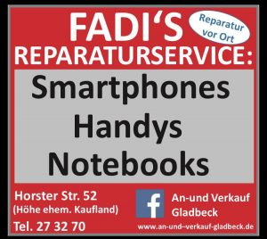 Handy, Smartphone, Notebook und PC Reparatur in Gladbeck